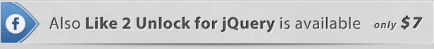 Ook Zoals Unlock voor jQuery beschikbaar aIIeen