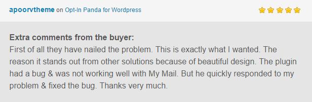 Opt-In Panda for Wordpress - 12